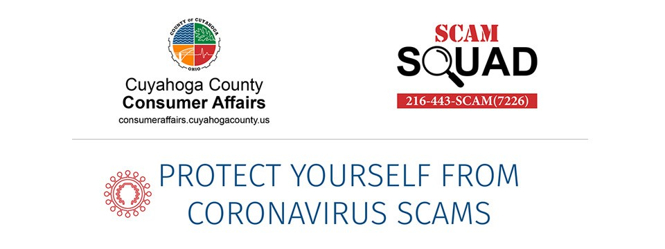 Protect Yourself From Coronavirus Scams