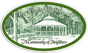 City of Lyndhurst, Ohio logo.