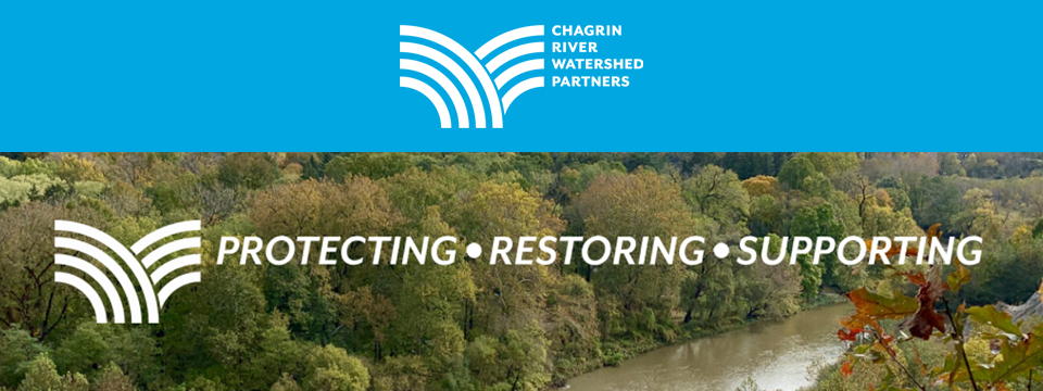 Chagrin River Watershed Partners logo.