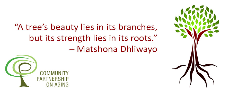 'A tree's beauty lies in its branches, but its strength lies in its roots.' - Matshona Dhliwayo