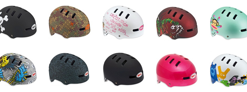 Individually Sized Bell Bicycle Helmets $10.00 - City of Lyndhurst, Ohio
