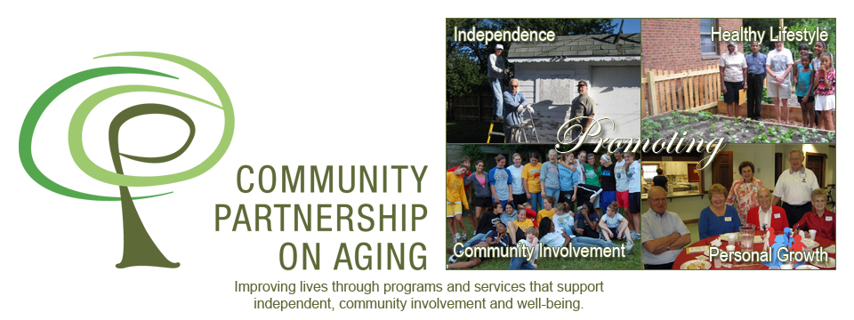 Visit The Community Partnership on Aging Website