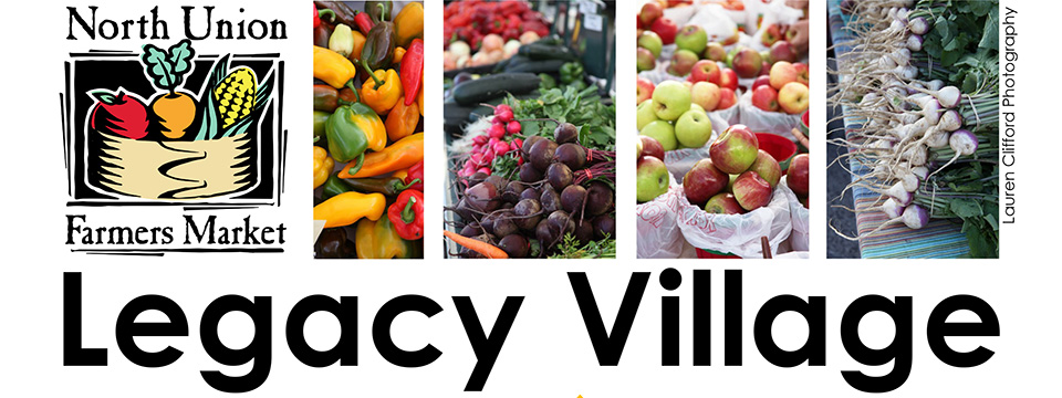 North Union Farmers Markets (NUFM) at Legacy Village 2019 Schedule - City of Lyndhurst, Ohio