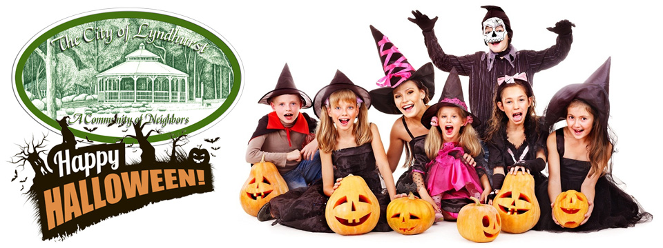 2019 18th Annual Children's Halloween Party (5PM - 7PM) - October 19th 2019 - Ticket and Registration Informaton - City of Lyndhurst, Ohio