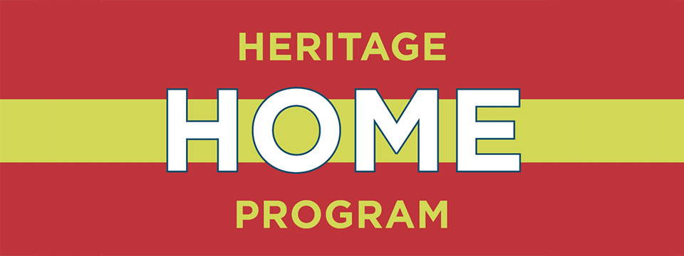 Heritage Home Program: Eligibility Requirements, Application Process, Technical Assistance, and Complete Program Guidelines - City of Lyndhurst, Ohio