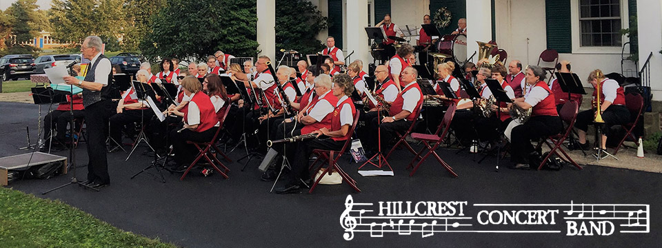 Hillcrest Concert Band - Local Organizations Directory - City of Lyndhurst, Ohio