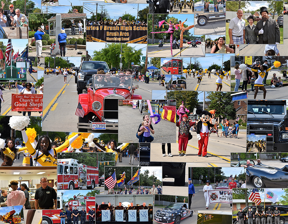 2019 Lyndhurst Home Days: A Pictorial - Courtesy of Mayor Patrick A. Ward and Moes Photo - City of Lyndhurst, Ohio
