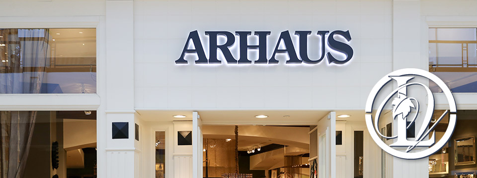 Legacy Village Announces Opening of New Arhaus Flagship Store - Establishes Reimagined Store Design Direction for the Brand - May 3rd 2019 - City of Lyndhurst, Ohio