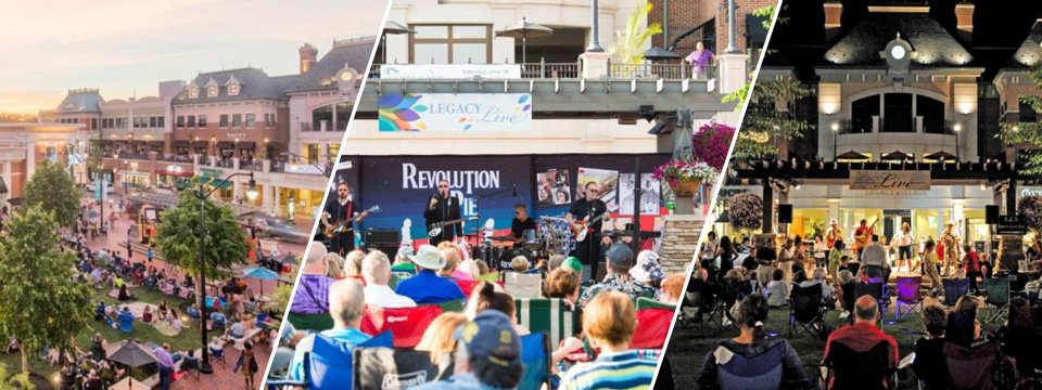 'Legacy Live' 2019 Free Weekend Concert Series Schedule - City of Lyndhurst, Ohio