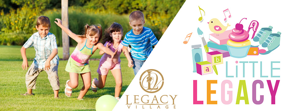 Little Legacy Series 2018 Schedule - City of Lyndhurst, Ohio