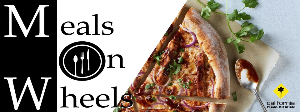 Hillcrest Meals on Wheels Pizza with a Purpose Fundraiser at California Pizza Kitchen Legacy Village (All day.) - September 20th 2019 - City of Lyndhurst, Ohio