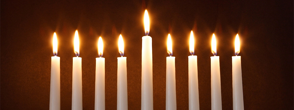 Annual Menorah Lighting - December 4th 2018