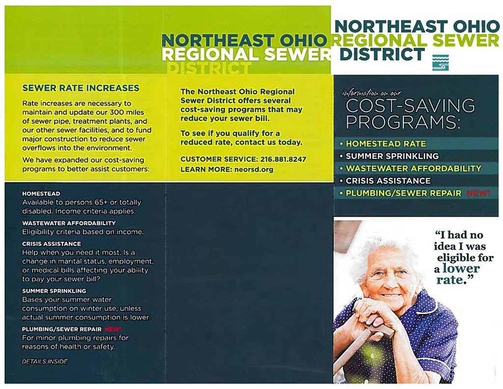 Northeast Ohio Regional Sewer District List of Cost-Saving Programs - City of Lyndhurst, Ohio