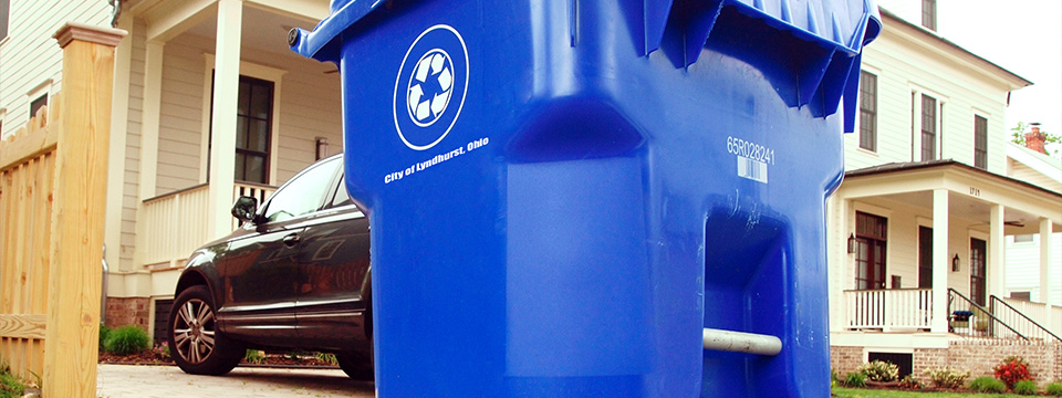 City of Lyndhurst, Ohio Recycling Program