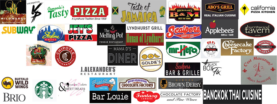 Restaurants in Lyndhurst - Here's What's on the Menu! - City of Lyndhurst, Ohio