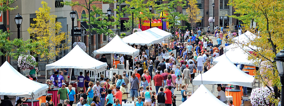 14th Annual Taste of Legacy Village Features Food, Music & Family Fun - September 10th 2017 - City of Lyndhurst, Ohio