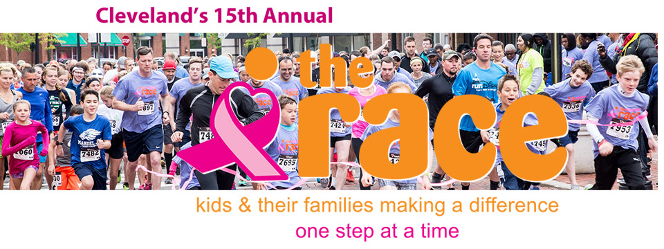 Cleveland's 15th Annual 'The Race' 5K or 1-Mile Walk/Run - Mother's Day - May 13th 2018 - City of Lyndhurst, Ohio