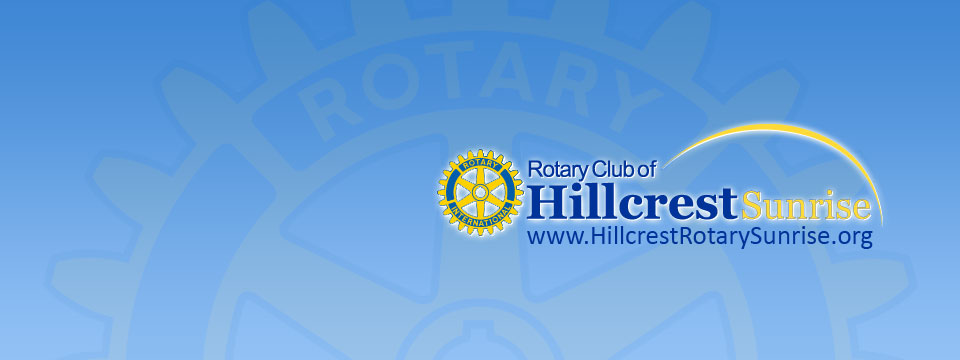 Rotary Club of Hillcrest Sunrise - Local Organizations Directory - City of Lyndhurst, Ohio