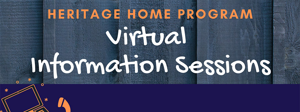 Heritage Home Program logo.
