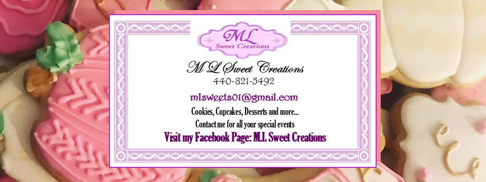 ML Sweet Creations - Local Business Directory - City of Lyndhurst, Ohio