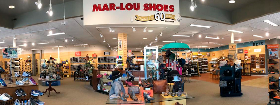 Mar-Lou Shoes - Local Business Directory - City of Lyndhurst, Ohio