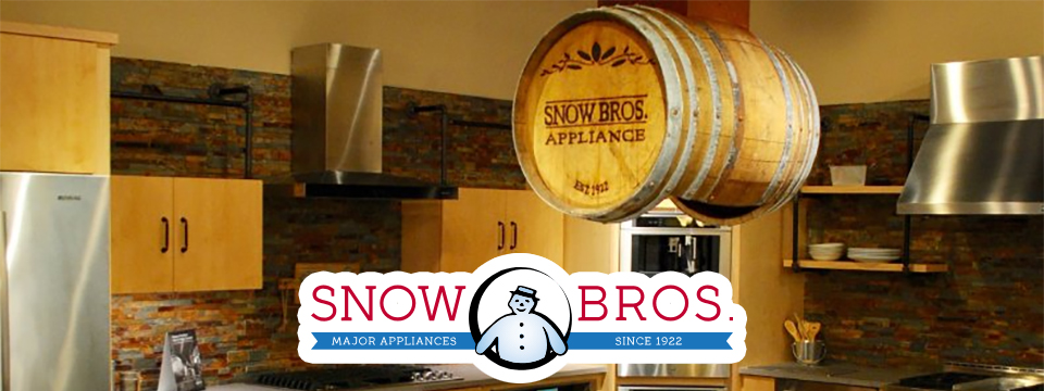 Logo: Snow Bros. Appliance