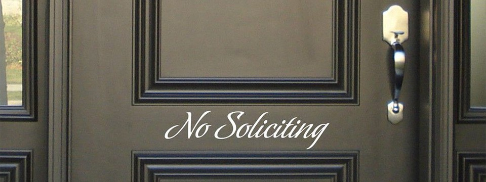 Door to Door Solicitors