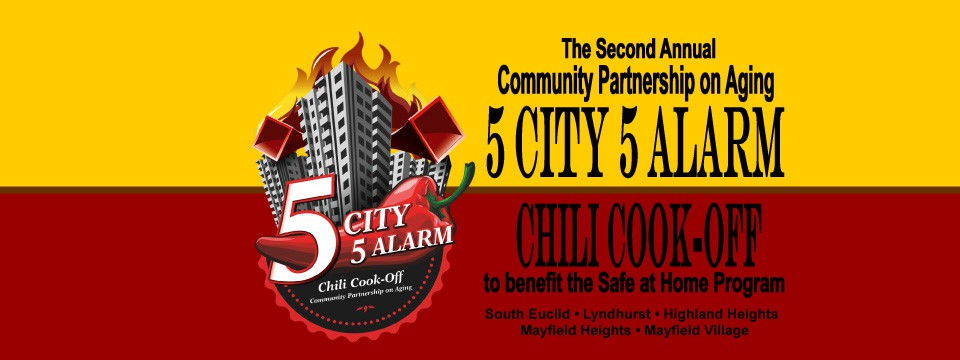 5-City 5-Alarm Chili Cook-Off!