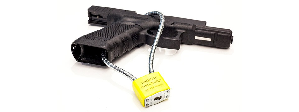 Gun Safety: Free Gun Locks Available to Residents