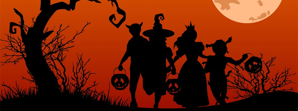2017 Official Halloween Trick-or-Treat Date and Times