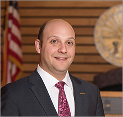 Councilman Aaron Mendelsohn, Ward 4, City Council, City of Lyndhurst, Ohio