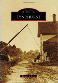 Photo of the book Lyndhurst, Ohio (Images of America Series) by Thomas S. Treer. Available at Barnes & Noble and Amazon. Paperback, Kindle, and Nook.