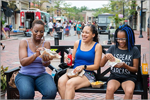 Legacy Village Food Truck Mondays 2018 Schedule - City of Lyndhurst, Ohio