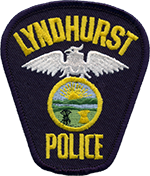 City of Lyndhurst, Ohio Police Department Logo.