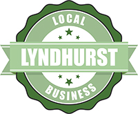 Local Lyndhrust Business Badge.