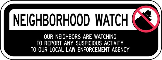 Lyndhurst Neighborhood Watch Program